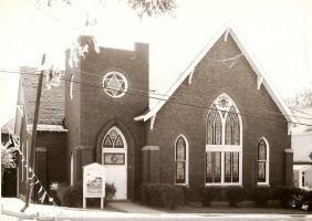 Paoli Methodist Church.